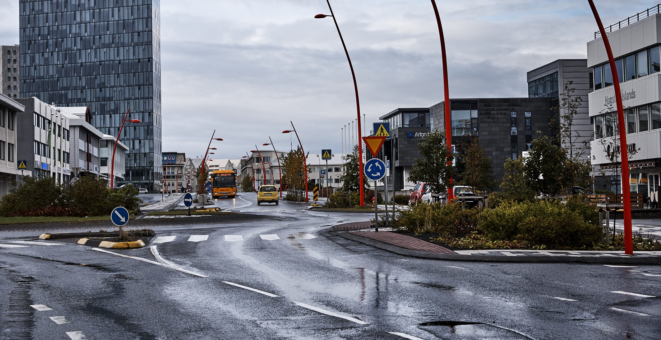 Borgartún – Endurgerð